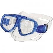 Маска для плавания подростковая Fashy Marlin (синий)