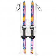 Комплект детских лыж Олимпик ''Быстрики'' 90 см (лыжи+палки+крепление)