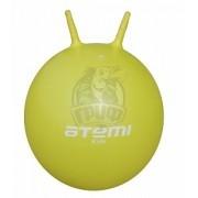 Мяч-попрыгун детский Atemi с рожками 50 см