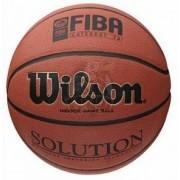 Мяч баскетбольный профессиональный Wilson Solution FIBA Indoor №7