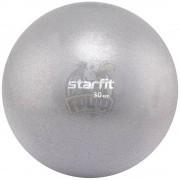 Мяч для пилатеса Starfit 30 см (серый)