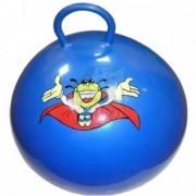 Мяч-попрыгун детский c ручкой Libera 55 см (синий)