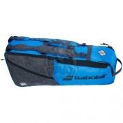 Сумка теннисная Babolat RH X 6 Evo (синий/серый)