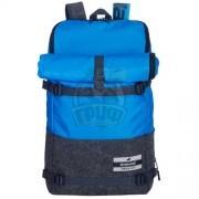 Рюкзак-сумка Babolat Evo Bacpack 3+3 (синий/серый)