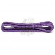 Скакалка для художественной гимнастики с люрексом Amely 3 м (фиолетовый/золотой)