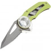 Нож складной Vento Стропорез (зеленый)