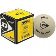 Мяч профессиональный для сквоша Dunlop White Pro (1 мяч в коробке)