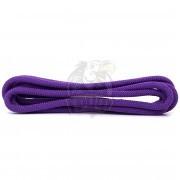 Скакалка для художественной гимнастики Amely 3 м (фиолетовый)