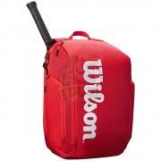 Рюкзак теннисный Wilson Super Tour (красный)