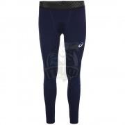 Тайтсы спортивные мужские Asics Base Layer Long Tight (синий)