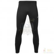 Тайтсы спортивные мужские Asics Silver Winter Tight (черный)