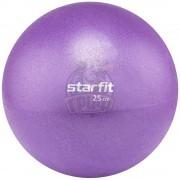 Мяч для пилатеса Starfit 25 см (фиолетовый)