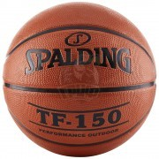 Мяч баскетбольный любительский Spalding TF-150 Outdoor №7