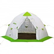 Палатка зимняя Лотос 5С + Дно ПУ4000