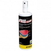 Очиститель для накладок Andro Pump Spray Free Clean 250 мл