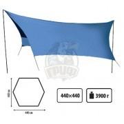 Тент SOL Blue 4.4x4.4 м