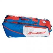 Сумка теннисная Babolat RH X 6 Evo (синий/белый/красный)
