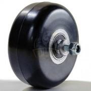 Колесо для лыжероллеров с подшипником Shamov 80*30 (каучук)