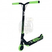 Самокат трюковый XAOS Gloom Green (зеленый/черный)