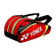 Чехол-сумка Yonex на 6 ракеток (красный)
