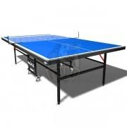 Стол теннисный для помещений Wips Master Roller