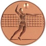 Эмблема алюминиевая для медали Tryumf 25 мм