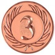Эмблема алюминиевая для медали Tryumf 50 мм