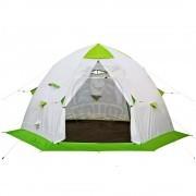 Палатка зимняя Лотос 5 Баня (Д-образный вход + Дно ПУ4000)