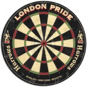 Дартс Harrows London Pride 18 дюймов (сизалевая мишень)
