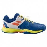 Кроссовки теннисные мужские Babolat Pulsion AC (синий/серый)