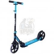 Самокат 2-х колесный Ridex Marvellous (черный/синий)