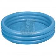 Бассейн детский надувной Intex Crystal Blue