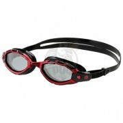 Очки для плавания тренировочные Aquafeel Endurance Polarized (черный/красный)