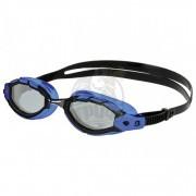 Очки для плавания тренировочные Aquafeel Endurance Polarized (черный/синий)