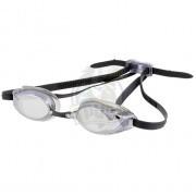 Очки для плавания тренировочные Aquafeel Glide Mirror (серебристый)
