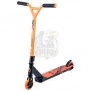 Самокат трюковый XAOS Phoenix Black (оранжевый/черный)