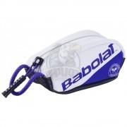 Сумка-ключница Babolat RH Key Ring Wimbledon (белый/фиолетовый)