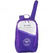 Рюкзак теннисный Babolat Bacpack Classic Wimbledon (фиолетовый-белый)