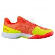 Кроссовки теннисные мужские Babolat Jet Tere AC (оранжевый)
