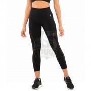 Тайтсы спортивные женские Fifty Essential Knit (черный)