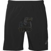 Шорты спортивные мужские Asics Silver 7In 2-In-1 Short (черный)