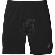 Шорты спортивные мужские Asics Silver 7In Short (черный)