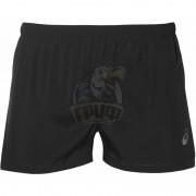 Шорты спортивные мужские Asics Silver Split Short (черный)