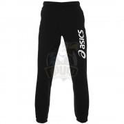 Брюки спортивные мужские AsicsBig Logo Sweat Pant (черный)