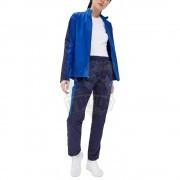 Костюм спортивный женский Asics Lined Suit (синий)