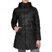 Куртка спортивная женская Asics W Down Lg Jkt (черный)