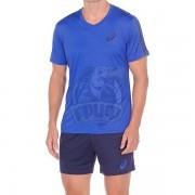 Форма волейбольная мужская Asics Volley Set (синий)