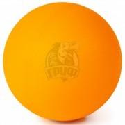 Мяч для настольного тенниса (оранжевый)