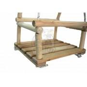 Качели детские деревянные Fora