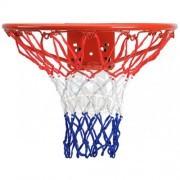 Сетка баскетбольная трехцветная Fora